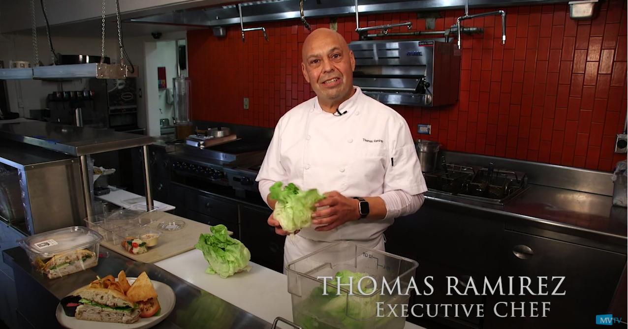 chef thomas